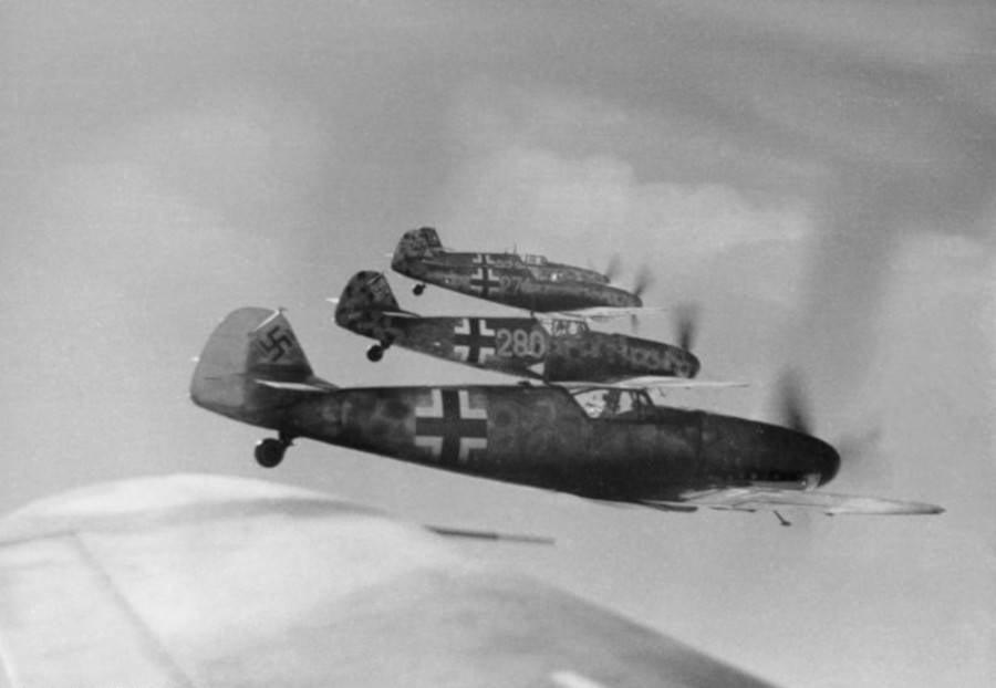 LuftwaffeME 109 Squadron