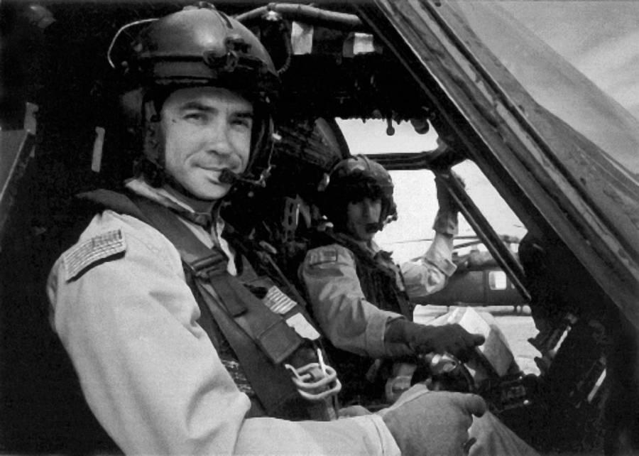 Michael Durant In Black Hawk