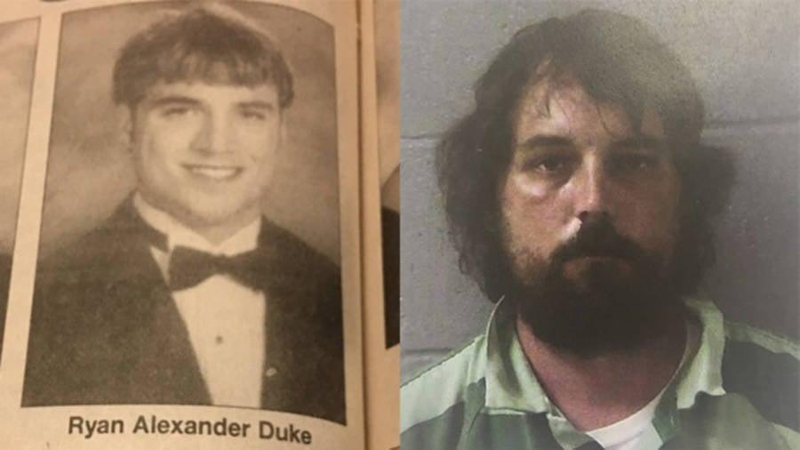 Mugshot Of Ryan Alexander Duke