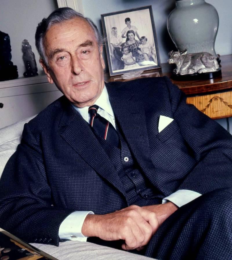 Political Figure Lord Mountbatten