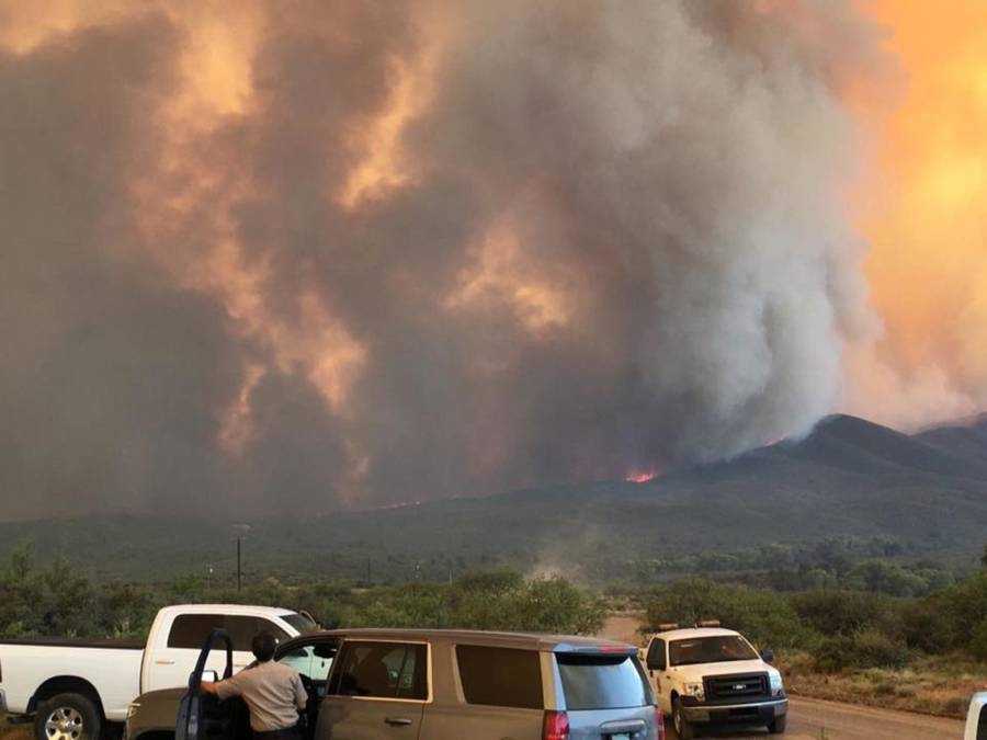 Arizona Wildfire