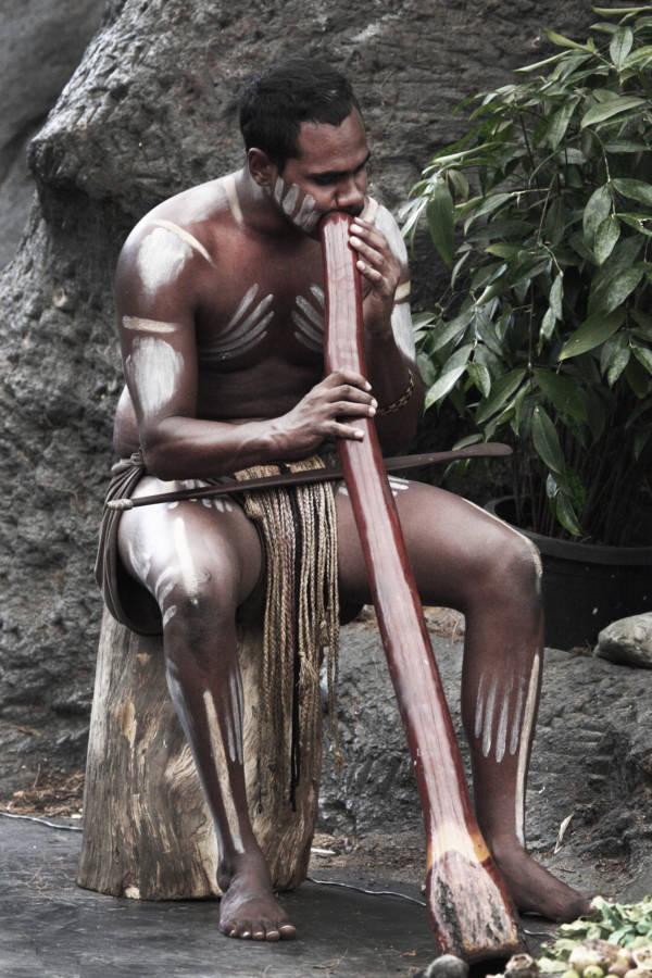 Australia Aboriginal Instrument