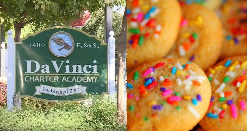 Davinci Academy Cookies