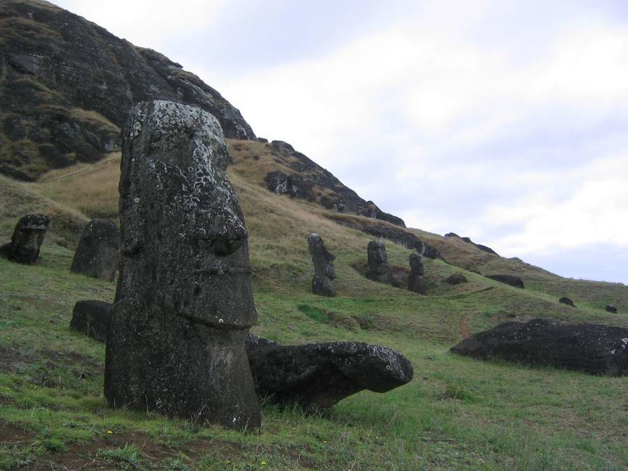 Why The Statues Of Easter Island Were Built