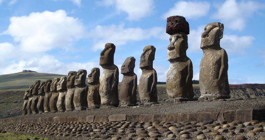 Mystery Behind Why The Easter Island Statues Were Built May Finally Be Solved