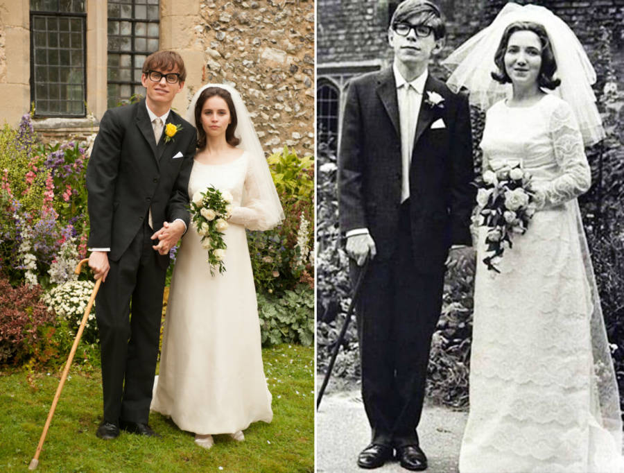 Clint Watts Wedding.66 Biopic Stars Who Brought Historical Figures To Life