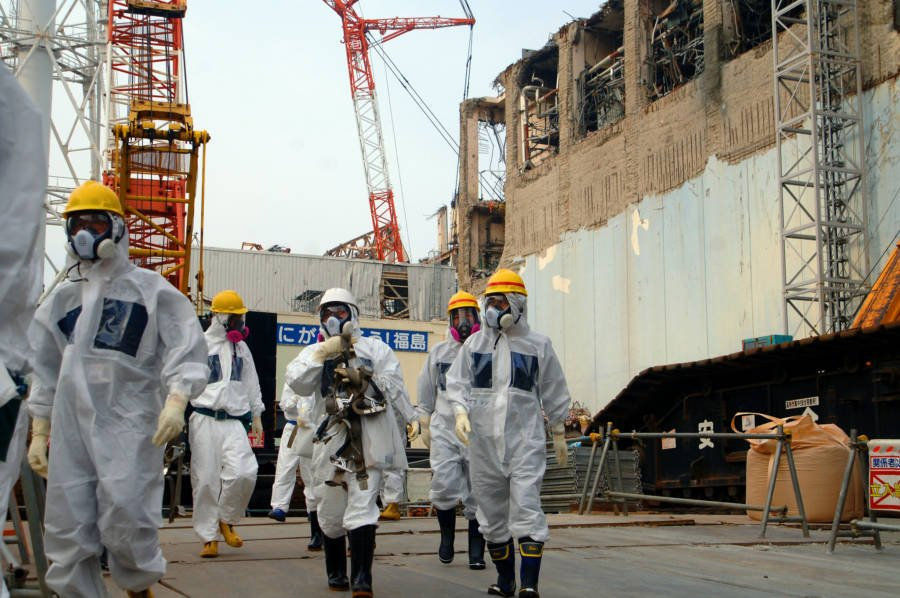 Fukushima Reactor Team