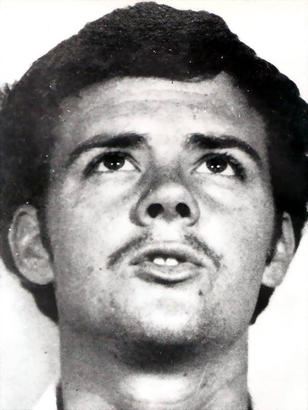 Herbert Mullin Portrait