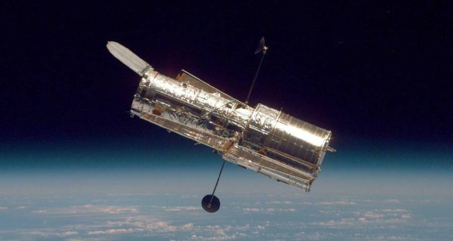 NASA Fixes Hubble Telescope Like Anyone Else Would — By Turning It Off And On Again