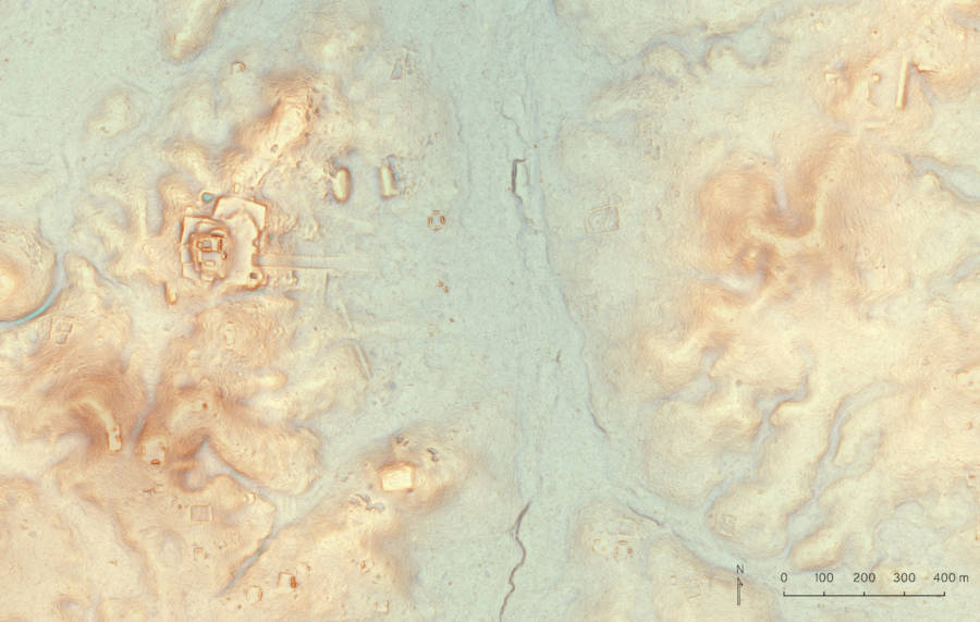 Lidar Image Maya