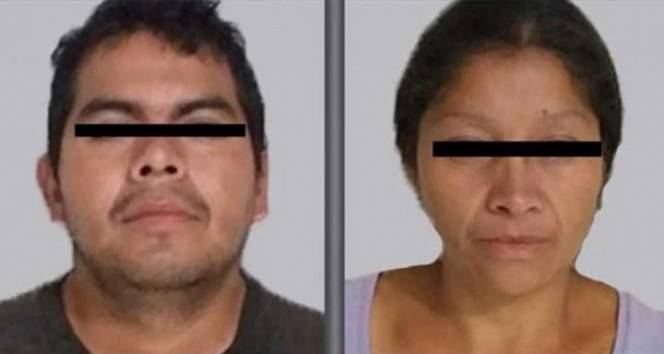 Mexico Couple Murderers