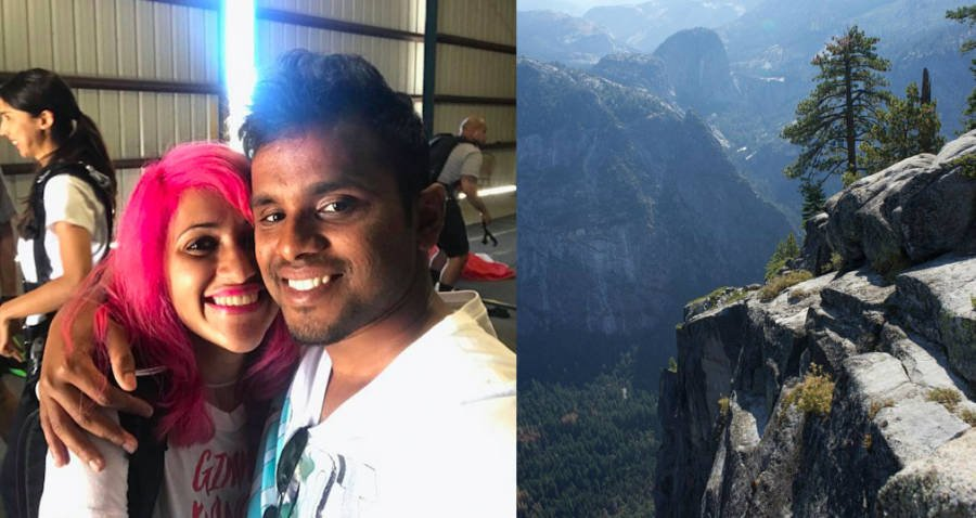 Couple Fell To Their Death At Yosemite While Taking A Selfie