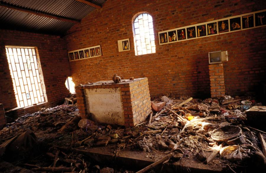 Ntarama Church Massacre