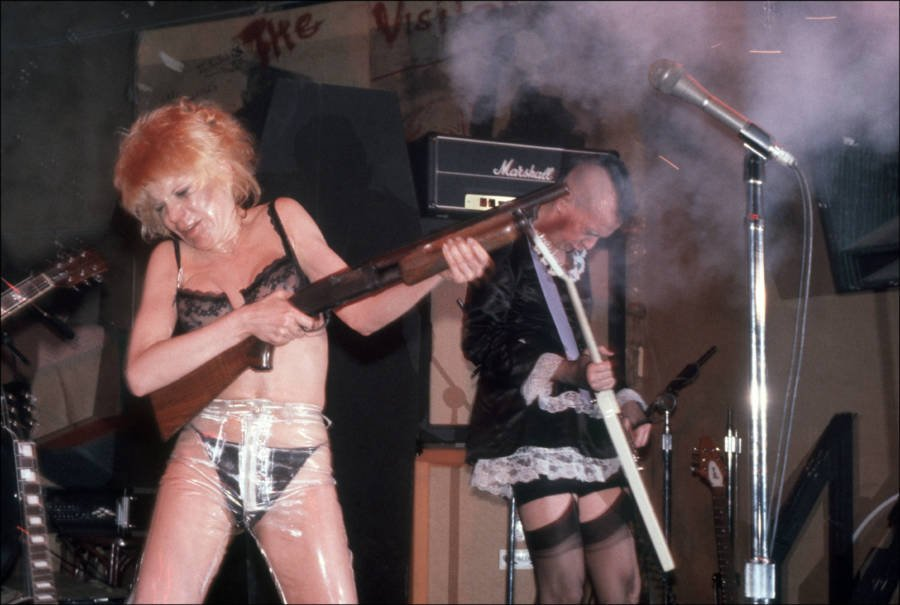 Plasmatics Fire Shotgun