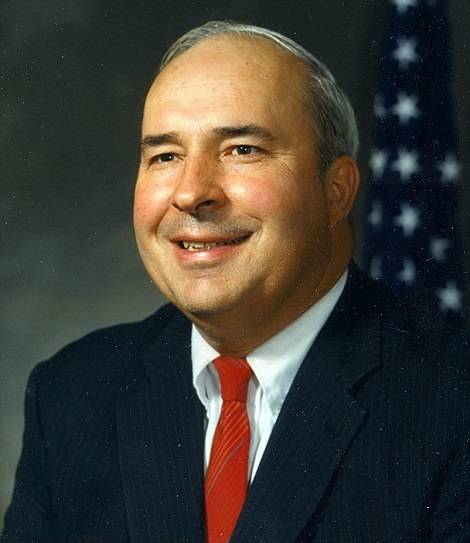 A Portrait Of R Budd Dwyer