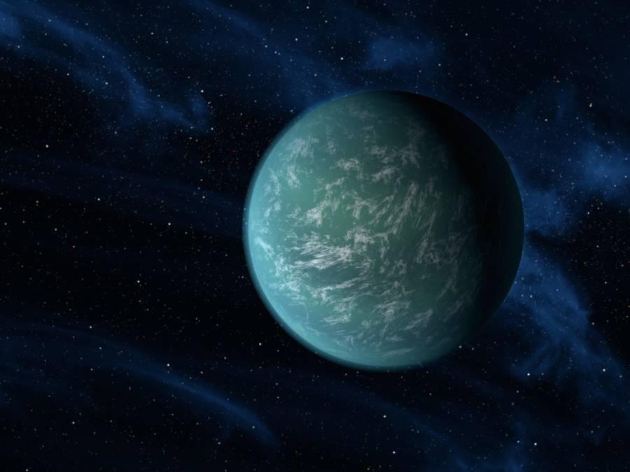 Retinal Planet