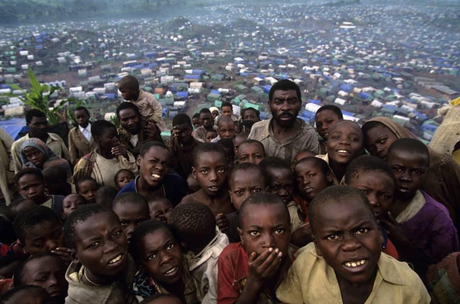 Rwandan Genocide Refugees
