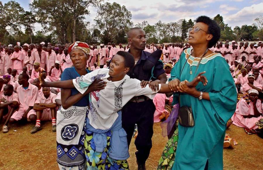 Rwanda Female Survivor