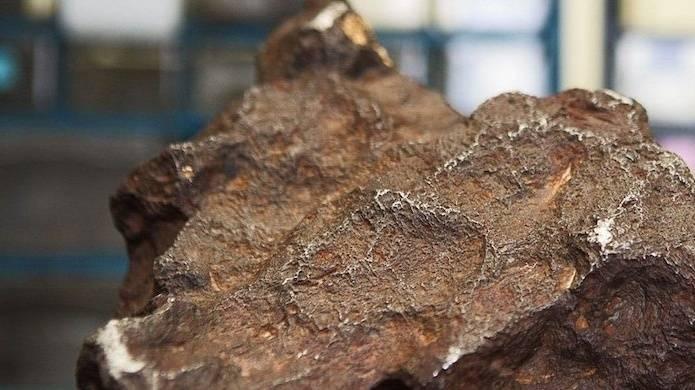 22 Pound Meteorite