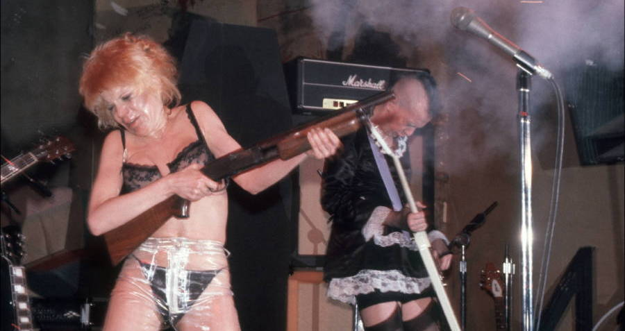 CBGB: 33 Photos From The Heyday Of New York City Punk Rock