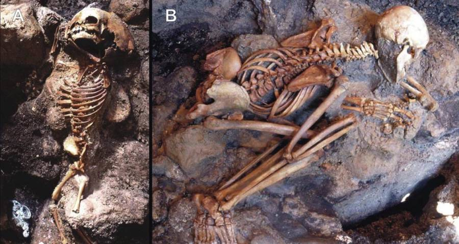 Mount Vesuvius Eruption Vaporized The Blood And Exploded The Skulls Of Its Victims, Researchers Say
