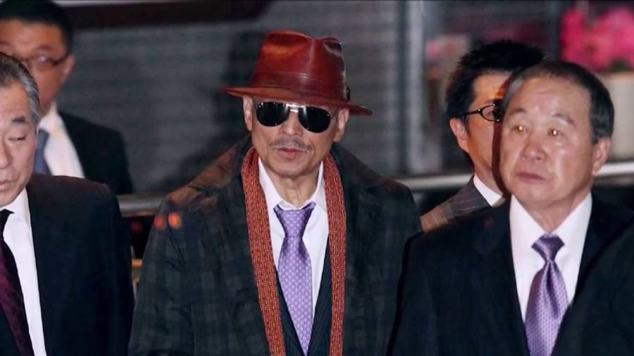 Kenichi Shinoda