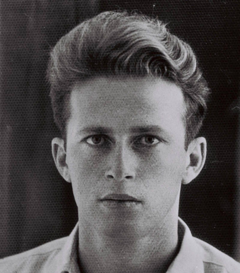 Young Political Figure Rabin