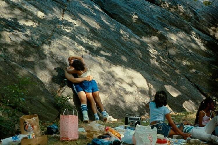 Picnic In 80s Pictures
