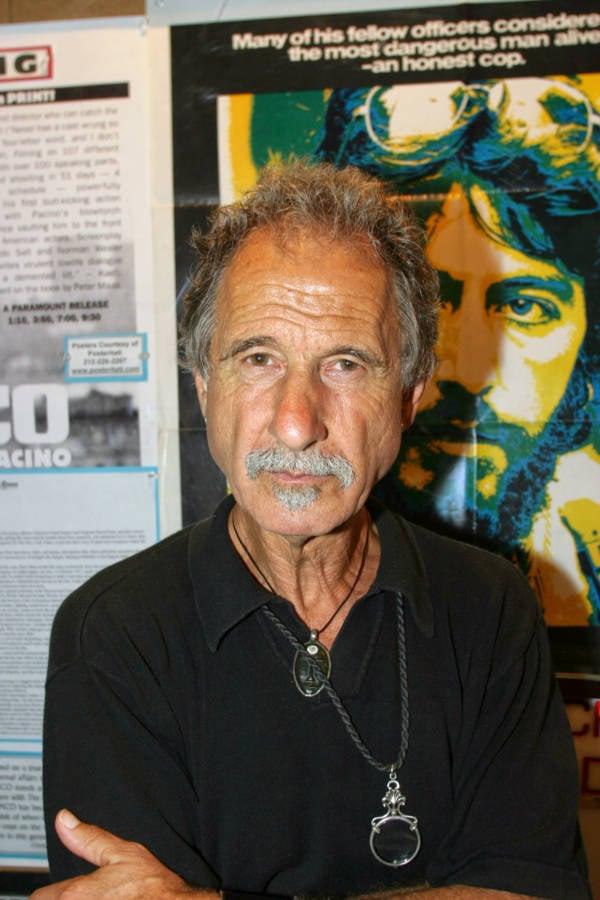 Frank Serpico Portrait