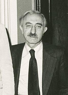 Milton Rokeach Portrait