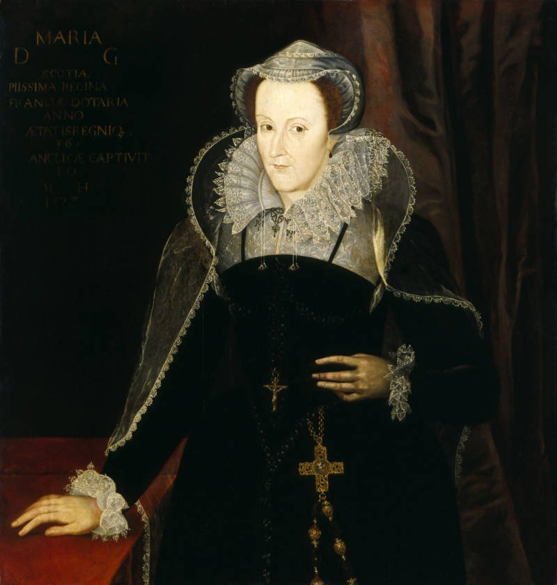 Mary, Queen Of Scots: The Tragic True Story Of The Doomed Mary Stuart