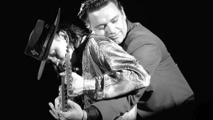 Stevie And Jimmie Vaughan