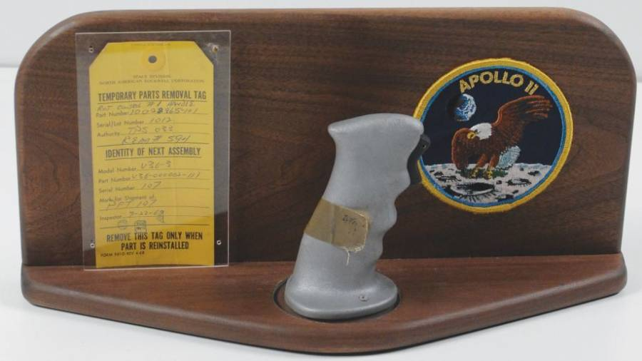 Apollo 11 Joystick
