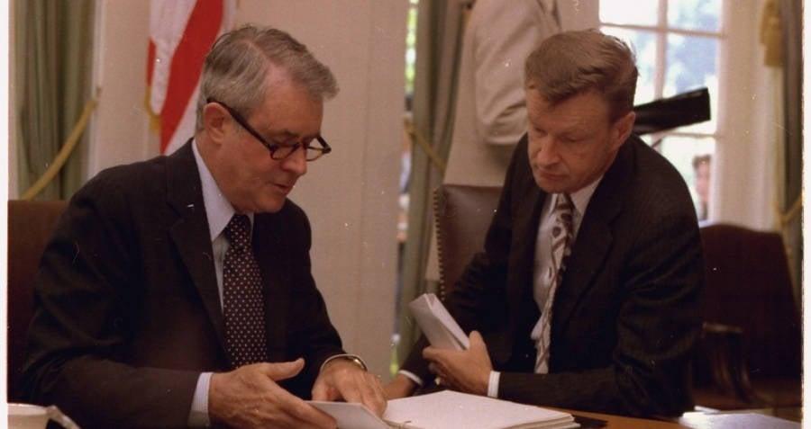 Brzezinski Secretary Of State