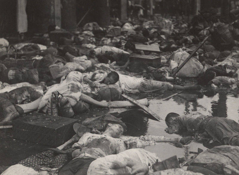 Second Sino-Japanese War Bombing