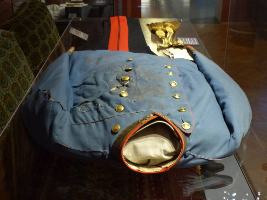 Franz Ferdinand's Assassination Uniform