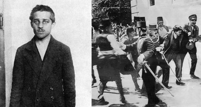 Gavrilo Princip: The Serbian Nationalist Who Assassinated Franz ...