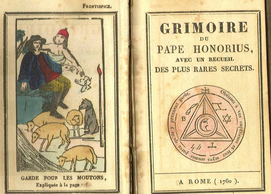 German Grimoire