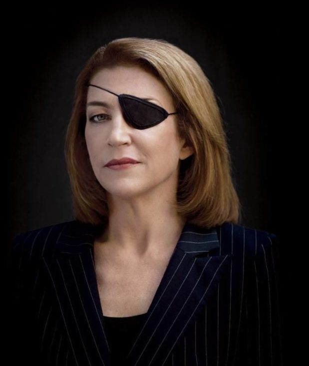 Marie Colvin Portrait