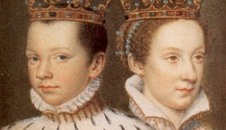 Mary, Queen Of Scots And Francois