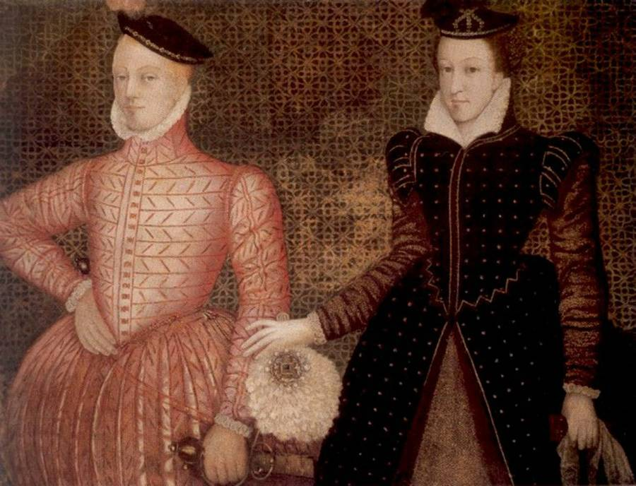 Mary And Lord Darnley