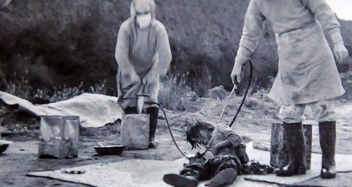 33 Disturbing Photographs From The Second Sino-Japanese War