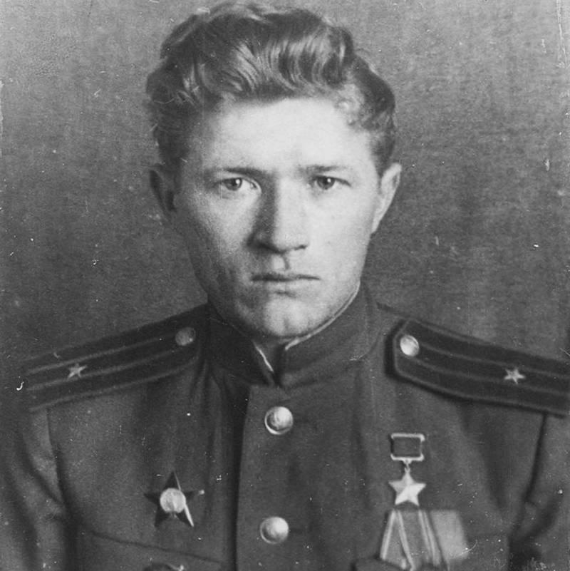 Young Ivan Sidorenko