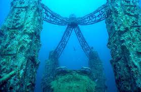 Underwater Port Royal Trellace