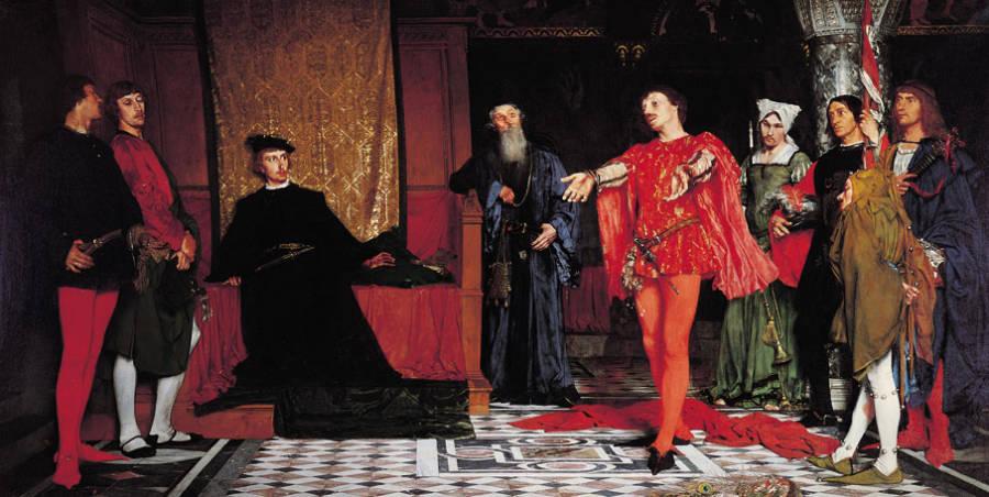 Czachórski Hamlet