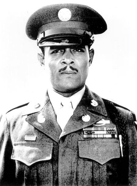 Edward Carter In The US Army