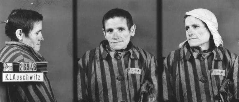 Katarzyna Kwoka Auschwitz