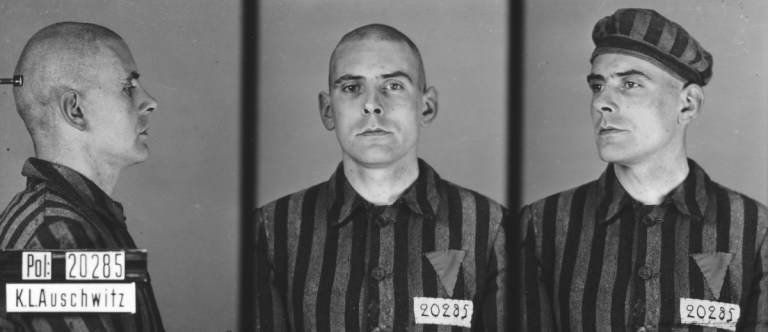 Holocaust Victims Pictures Walter Degen