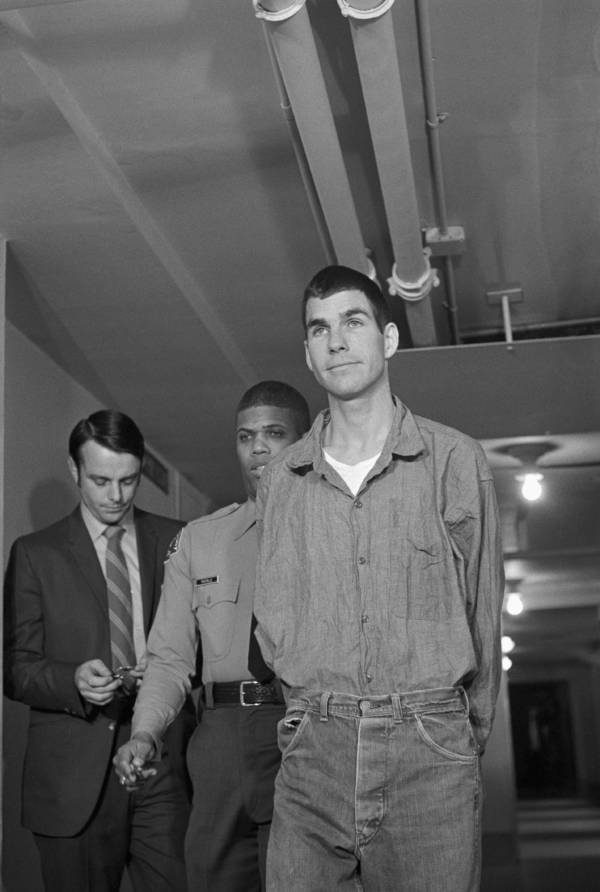Tex Watson At Court