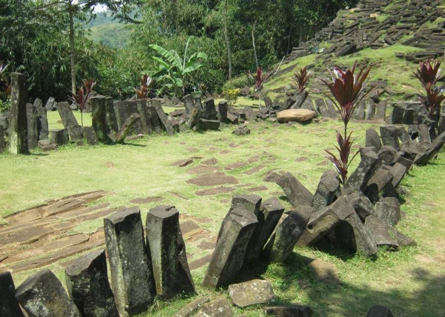 Ancient Indonesian Pyramid Gunung Padang